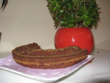 Karotten-Schoko-Kuchen - Rezept - Bild Nr. 3