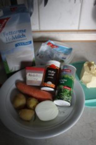 Kartoffel-Karotten-Gratin - Rezept - Bild Nr. 2