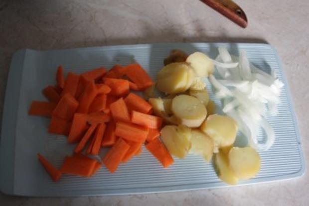 Kartoffel-Karotten-Gratin - Rezept - Bild Nr. 3