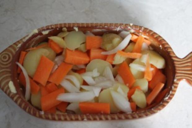 Kartoffel-Karotten-Gratin - Rezept - Bild Nr. 4