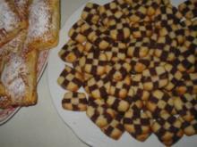 Schwarz-Weiß-Bäckerei... - Rezept