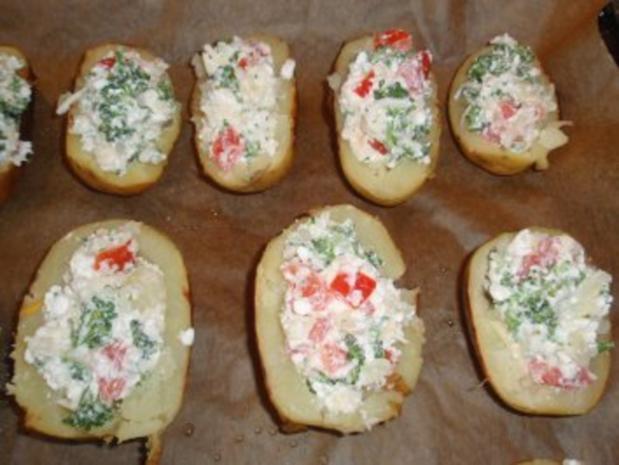 Brokkoli-Käse-Kartoffeln - Rezept - Bild Nr. 2