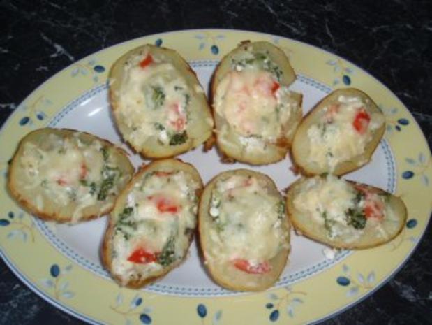 Brokkoli-Käse-Kartoffeln - Rezept - Bild Nr. 3