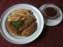 Crispy Chicken Hot & Spicy - Rezept