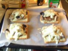 Damen-Toast - Rezept