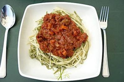Spaghetti Bolognese  Mega Lecker - Rezept