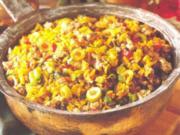 Mexikanische Reispfanne - Rezept