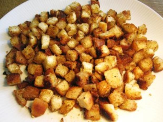Knoblauch-Croutons - Rezept - Bild Nr. 4