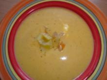 Kartoffel-Möhren-Suppe - Rezept