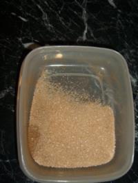Rharbaber-Streusel-Auflauf - Rezept