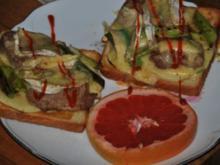 Schweinischer Filet-Toast - Rezept