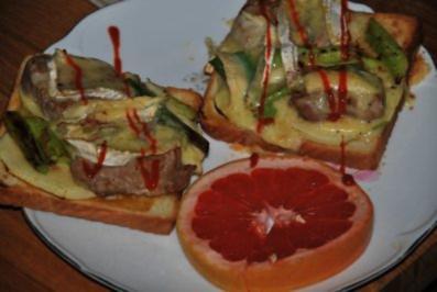 Rezept: Schweinischer Filet-Toast