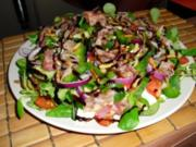Bacon-Salat - Rezept