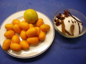 Kompott von Kumquats - Rezept