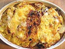 Tartiflette mit Reblochon oder Deftiger Kartoffelauflauf Köstlich - Rezept