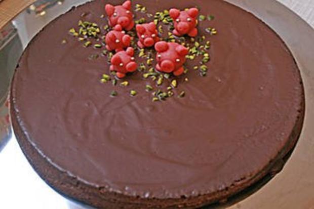 Tarte au chocolat - Rezept - Bild Nr. 2