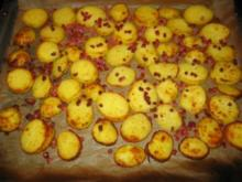 Faule Bratkartoffeln - Rezept