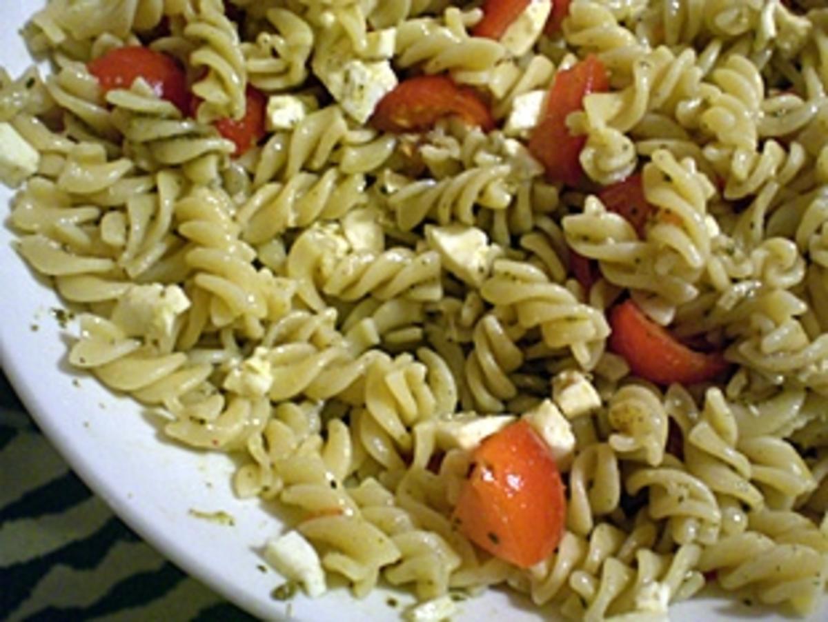 nudelsalat mit hühnerbrust rezept mit bild kochbar de