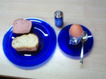 Rezept: Frühstück  total einfach