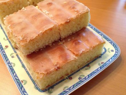 Zitronenkuchen ohne Eier - Rezept - Bild Nr. 2