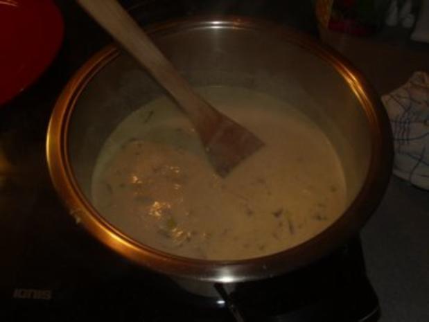 Suppen. Käsesuppe - Rezept - Bild Nr. 5