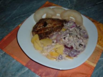 Fleisch : Nackenkoteletts im Ultra Pro - Rezept