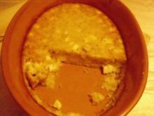 Käseauflauf aus Ipiros - Rezept