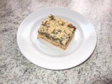Streuselkuchen mit Mohncreme - Rezept