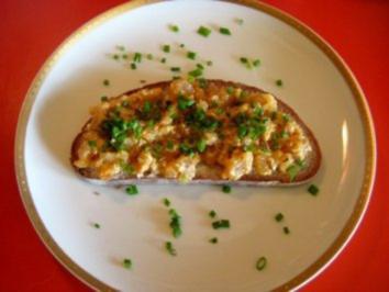 Hessische Küche: Handkäse - Tatar - Rezept