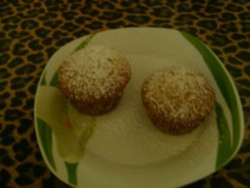 Gefüllte Limonaden-Muffins - Rezept