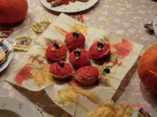 Blut Muffins - Rezept