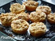 Birnen-Streusel-Muffins - Rezept