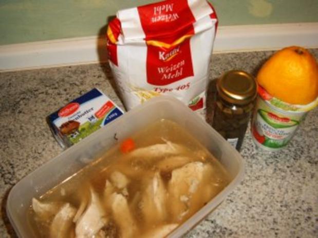 Hühnerfrikasee - Rezept - Bild Nr. 2