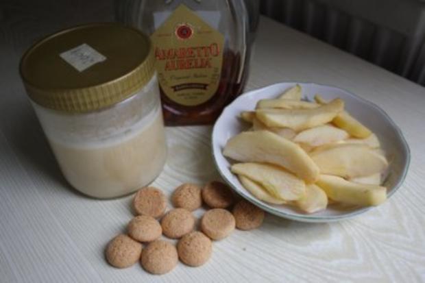"Nachspeise: Apfel-Dessert ""Süßes Italien"" - Rezept - Bild Nr. 2"