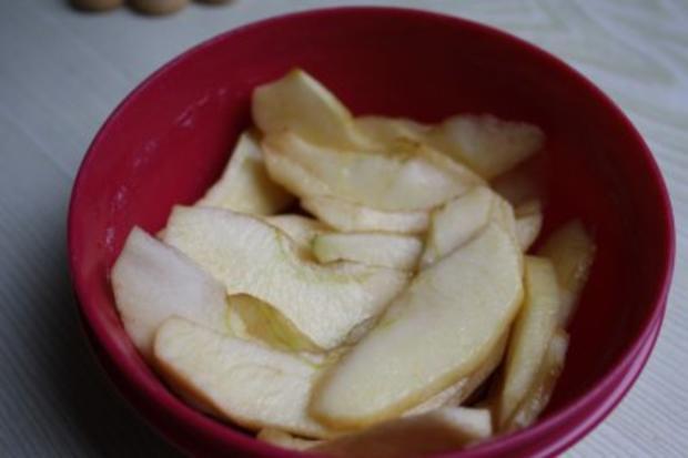 "Nachspeise: Apfel-Dessert ""Süßes Italien"" - Rezept - Bild Nr. 3"