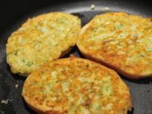 Käseschnitten - Rezept