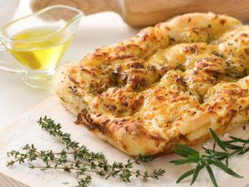 Pizzabrot wie beim Italiener - Rezept - Bild Nr. 2