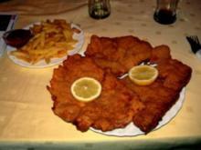Senfschnitzel - Rezept