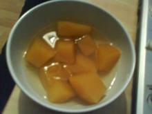 Kürbis süß sauer - Rezept