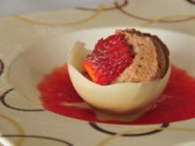 Mousse au Chocolat (ohne Ei) - Rezept