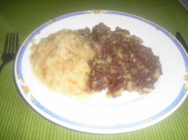 Eingebranntes Wiener Sauerkraut - Rezept