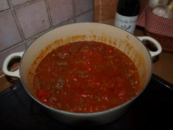 Ligurisches Lammragout mit Tomaten - Rezept