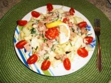 Chinakohlsalat mit Thunfisch - Rezept
