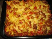 Meine Wirsing Lasagne - Rezept