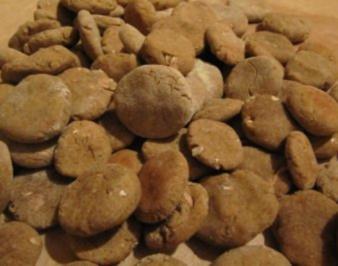 Lucas-Hundekekse Teil 2 - Rezept