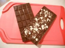 SCHOKOLADE - Baiser-Chili-Schokolade - Rezept