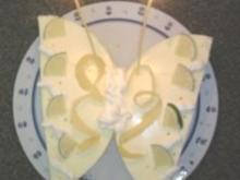 1A-Zitronen-Torte - Rezept