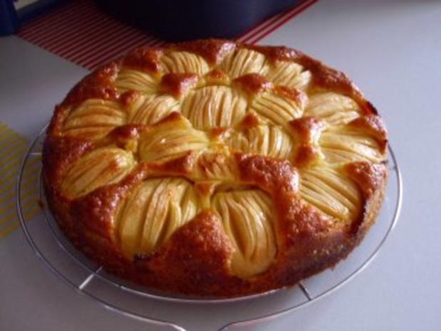 Apfelkuchen Fur Springform 28 Cm Rezept Mit Bild Kochbar De