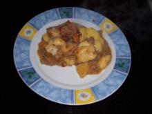 Kartoffel-Blumenkohlauflauf mit Hackfleisch - Rezept