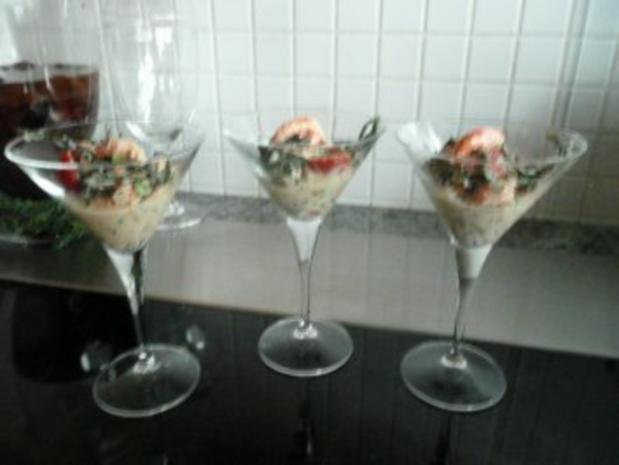 GLASFOOD 12:Algensalat mit Krebsfleisch.... - Rezept - Bild Nr. 10